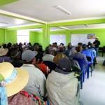 Aymaras (Puno) y Quechuas (Cusco) realizaron el Segundo Encuentro de Intercambio de Experiencias en temas de Derechos Indígenas y Medio Ambiente