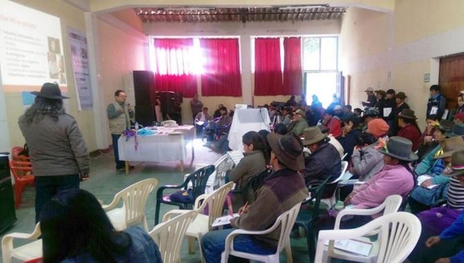 Balance de los procesos de consulta en minería y petróleo en el Perú
