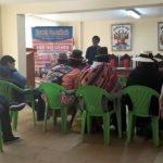 """Con el tercer taller sobre el """"Buen Vivir"""" se cerró el año de la Escuela Comunitaria """"Kullakanakana Sartawipa"""" en Huacullani"""