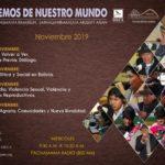 Programación Radio IDECA – Noviembre 2019