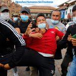 COLECTIVO DE ABOGADOS SE PRONUCIAN ANTE LA DETENCION ARBITRARIA DE 4 PERSONAS EN CUSCO
